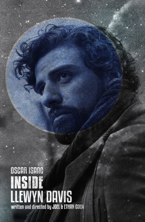 Inside Llewyn Davis – Alternative Movie Poster