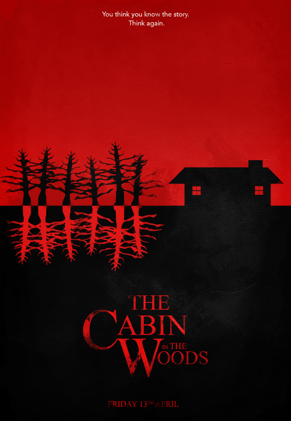 movies cabin woods comments