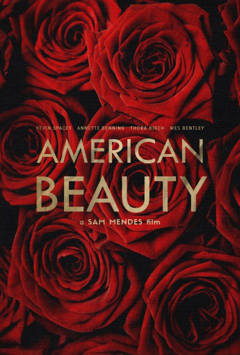 Nothing to Lose – American Beauty Poster
