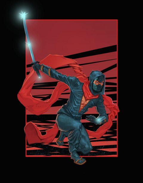 Detroit Ninja