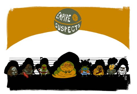 Unusual Suspects : Empire