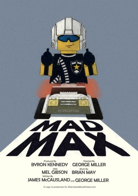 Mad Max – Lego!