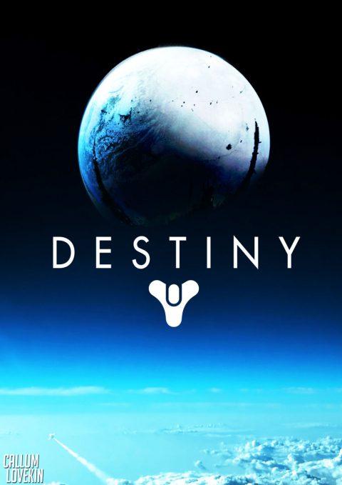Realistic Destiny Poster