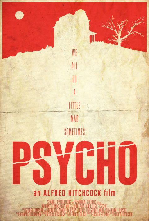 Madness – Psycho Alternative Poster