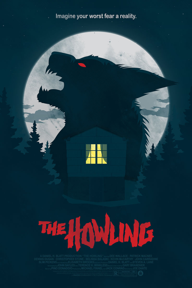 20 frightfully awesome alternative horror movie posters