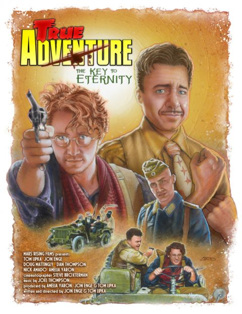 """True Adventure: The Key to Eternity"""