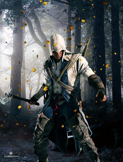 Assassin's Creed 3 – Conner