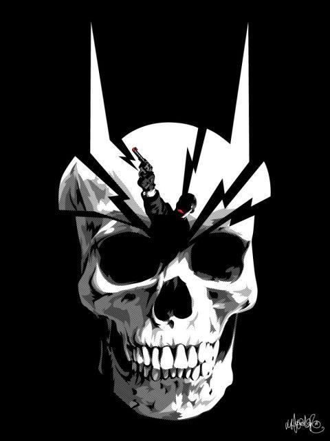 Batman '89 Print