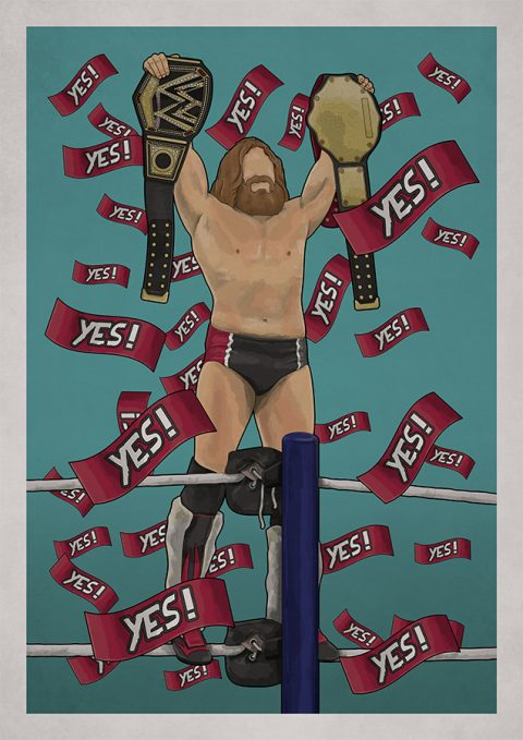 Daniel Bryan – WWE