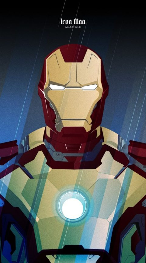 Iron Man – Mark XLII –
