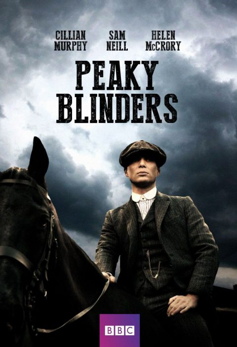 Peaky Blindres TV series poster