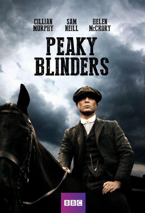 Peaky Blindres TV series poster