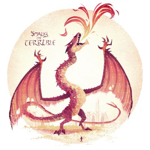 Smaug the Terrible