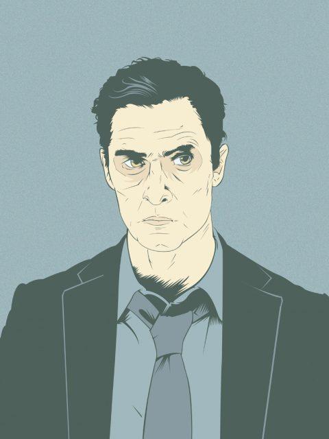 True Detective – Rust Cohle