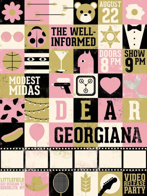 Dear Georgiana