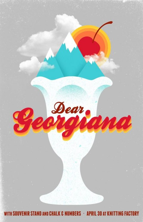 Dear Georgiana