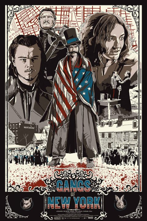 Gangs of New York.
