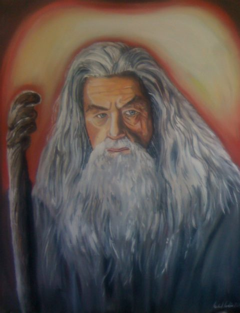 Lord of the rings: Gandalf