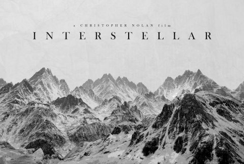 Interstellar – Alternative Poster