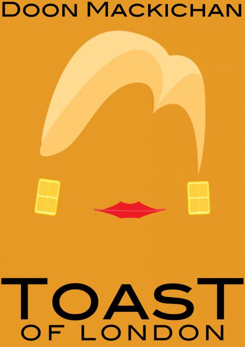"Toast of London ""Jane Plough"""