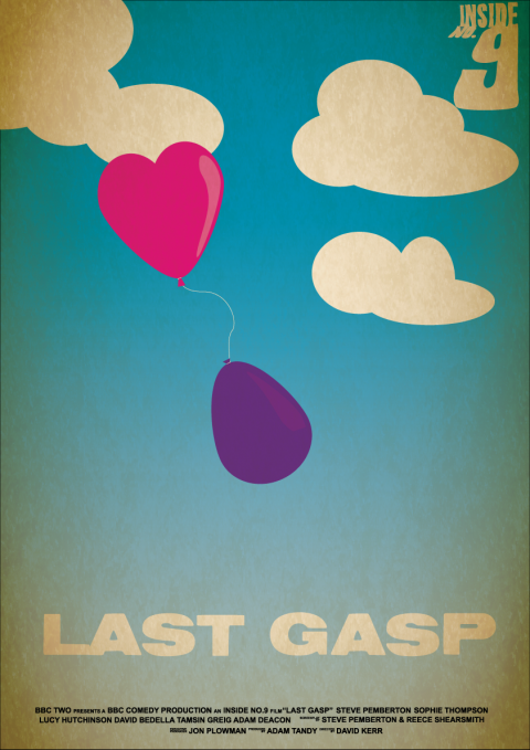"Inside No.9 ""Last Gasp"""