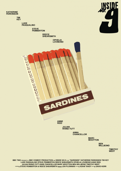 """Inside No.9 """"Sardines"""""""