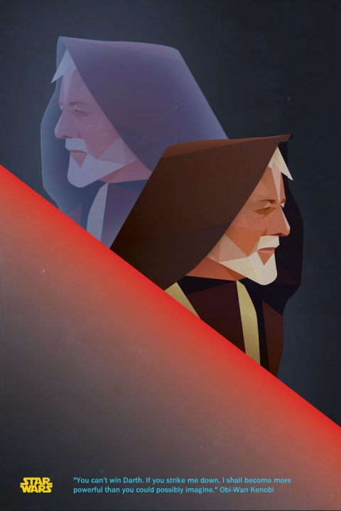 Alternative 'Star Wars' Poster