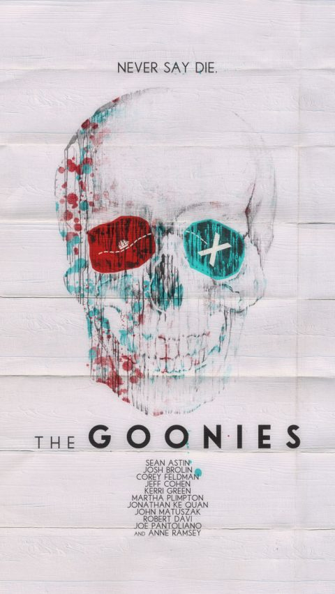The Goonies (Banner)