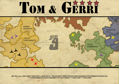 """Inside No.9 """"Tom & Gerri"""""""