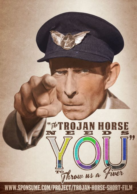 The Trojan Horse Needs You…