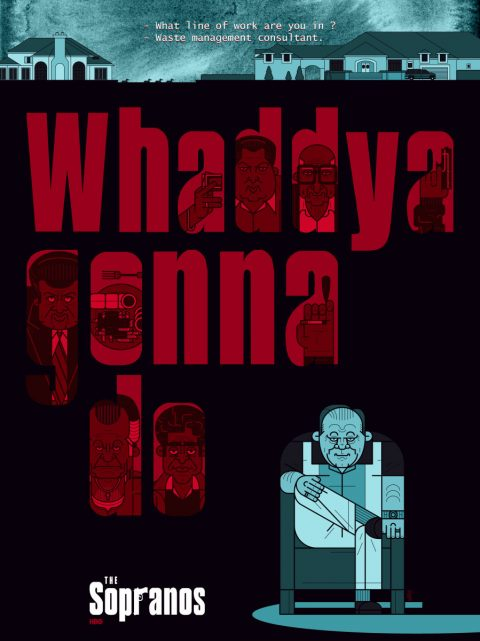 WHADDYA GONNA DO – Home