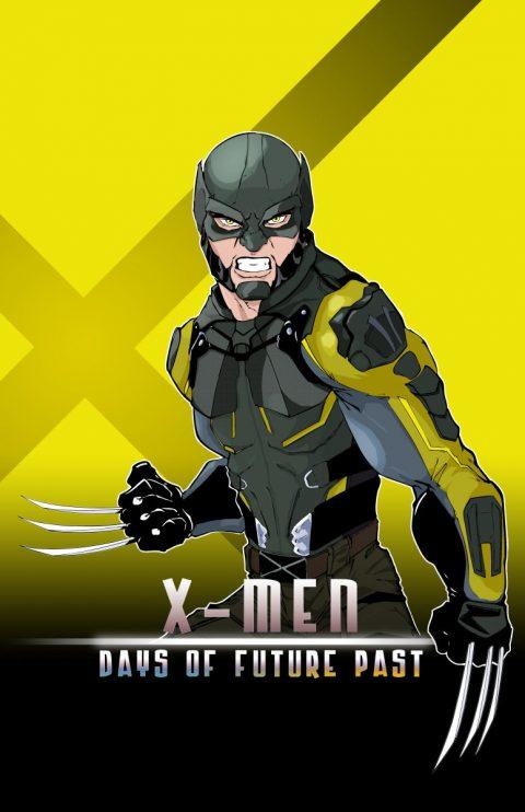 Wolverine | X-Men Days of Future Past