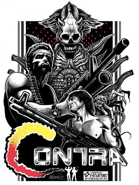 CONTRA Print