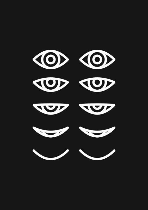 Eyes in Motion