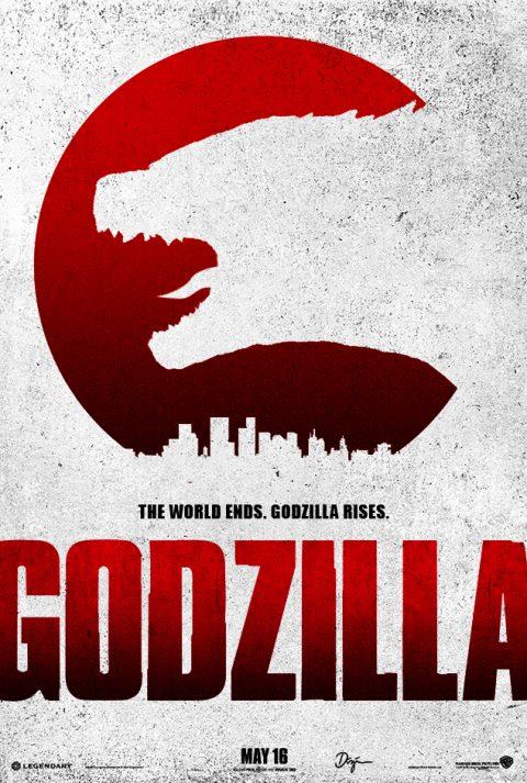 Godzilla – Poster A