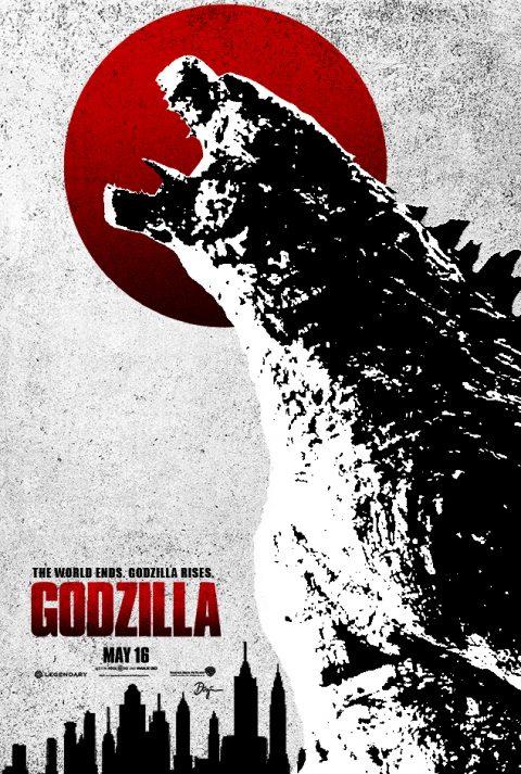 Godzilla – Poster B