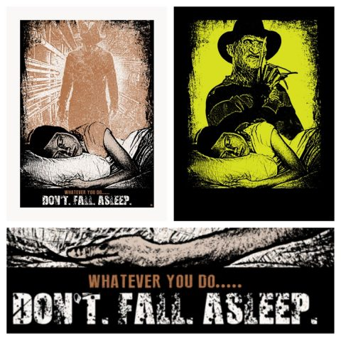 Whatever You Do…..DON'T. FALL. ASLEEP.