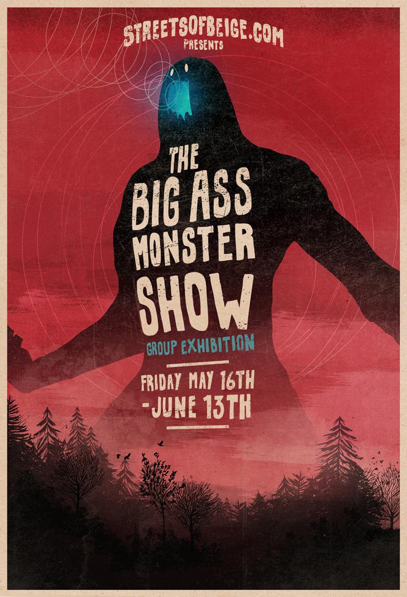 Big ass posters