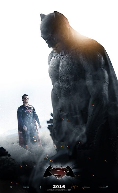 Batman V Superman – Poster A