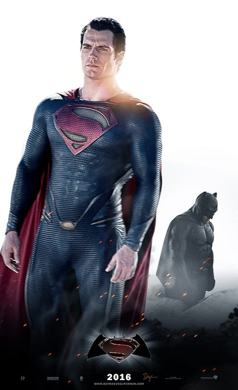 Batman V Superman – Poster B