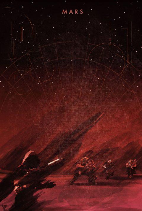 Destiny – Mars