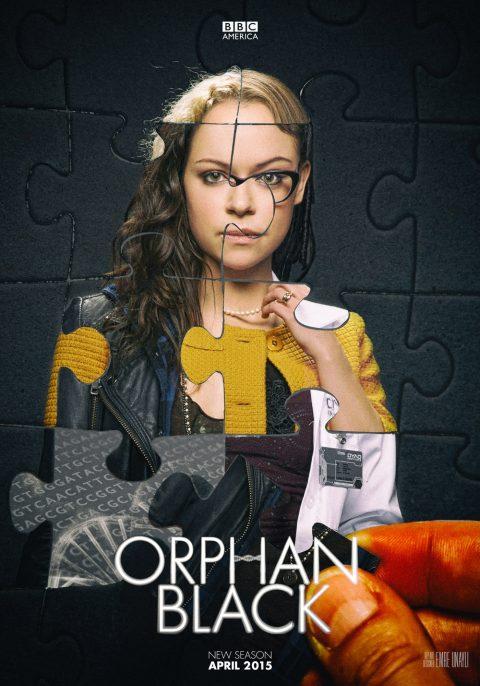 Orphan Black Poster #1