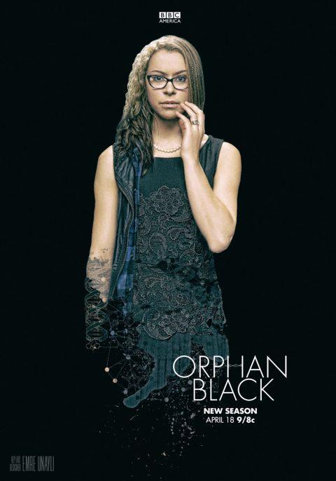 Orphan Black Poster #2