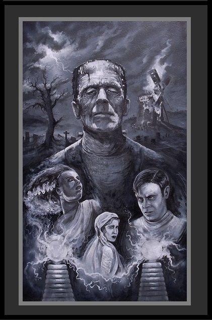 The Brides of Frankenstein