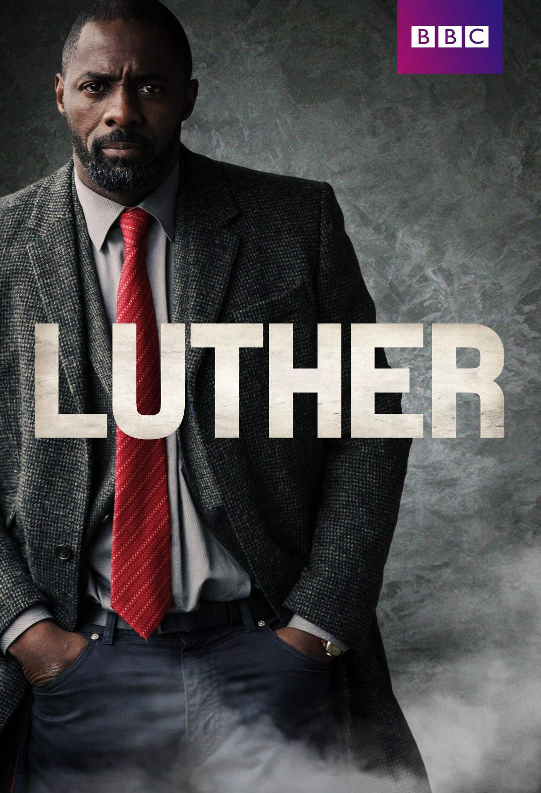 Luther TV Series Poster - PosterSpy