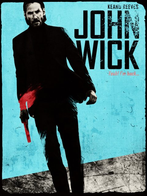 John Wick – Alternate Movie Poster