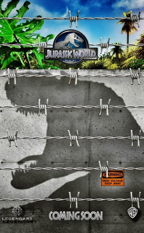Jurassic Worlds Poster