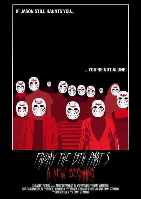 Friday the 13th Part 5: A New Beginning