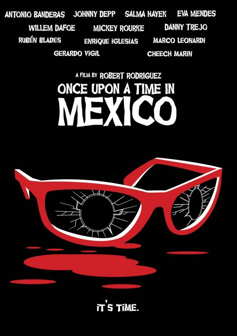 Mariachi Trilogy III: ONCE UPON A TIME IN MEXICO
