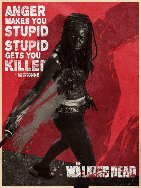 Michonne – The Walking Dead / Grindhouse